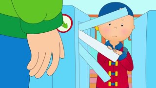 Download Funny Animated cartoons Kid   Caillou takes the Subway   WATCH ONLINE   Cartoon for Children Video