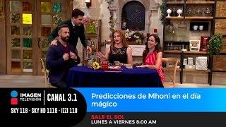 Download Predicciones de Mhoni en el día mágico Video