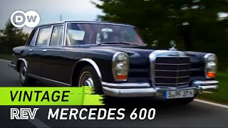 Download Classic luxury - Mercedes 600 | Drive it! Video