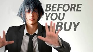 Download Final Fantasy XV - Before You Buy Video