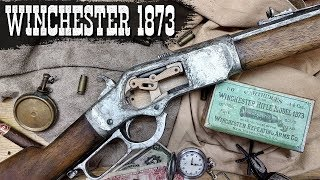 Download Wooden Winchester 1873 With Functional Mechanism (RDR2) Video
