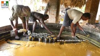 Download Traditional Jaggery Making | MAKING OF GURR | VILLAGE FOOD FACTORY Video