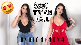 Download $300 FASHION NOVA TRY ON HAUL | Anna Paul Video