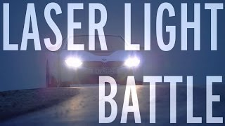 Download How BMW Beat Audi to Production Laser Headlamps Video