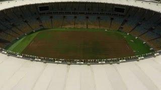 Download Povero Maracanà, il tempio del calcio abbanonato al degrado Video
