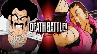 Download Hercule Satan VS Dan Hibiki (Dragon Ball VS Street Fighter) | DEATH BATTLE! Video