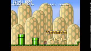 Download BroadMind Learns to Play Super Mario Video