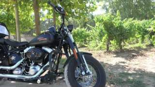 Download A GOOD YEAR : Luberon and all the places of the movie with our Harley! Video
