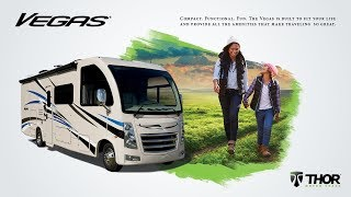 Download 2019 Vegas® RUV™ From Thor Motor Coach Video