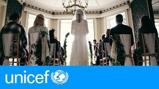 Download A storybook wedding - except for one thing | UNICEF Video