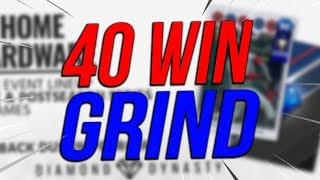 Download 40 WIN GRIND! MLB The Show 18 | Diamond Dynasty Video