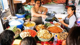 Download Street Food Tour of Bali - INSANELY DELICIOUS Indonesian Food in Bali, Indonesia! Video