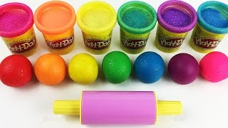 Download Learn Colors with Play Doh Balls and Cookie Molds Fun & Creative for Kids Video