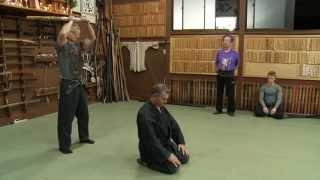 Download Ninja Godan Test (5th Degree Black Belt) Ninja Grandmaster Masaaki Hatsumi Sensei Bujinkan Ninjutsu Video
