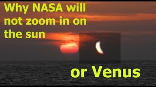 Download Why NASA will not zoom in on the Sunrise and Venus - Nikon coolpix P900 Video