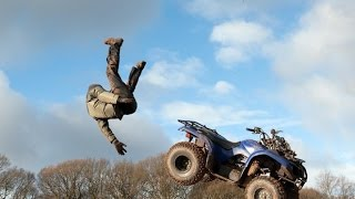 Download Worst quad crashes atv fails compilation 2015 #1 Video