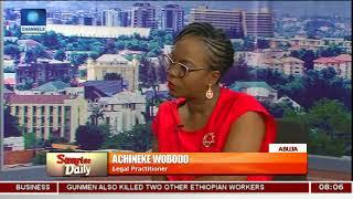 Download Rivers Politics: APC Members Disagree Over Amaechi-Magnus Abe Rift Pt.1  Sunrise Daily  Video