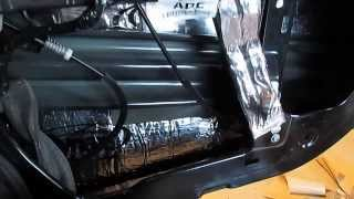 Download How To: Sound Deadening Material Installation (dynamat, hushmat, fatmat, ect) Video