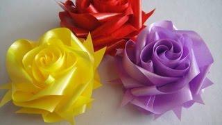Download สอนพับเหรียญโปรยทานดอกกุหลาบ Video