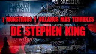 Download 7 monstruos más terribles del Universo de Stephen King | DrossRotzank Video