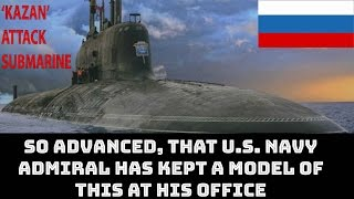 Download RUSSIA READYING KAZAN, MOST POWERFUL ATTACK SUBMARINE: TOP 5 FACTS Video