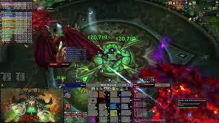 Download Pure vs Mythic Kil'jaeden, Resto Druid PoV Video