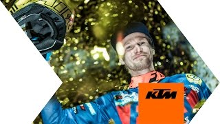 Download SuperEnduro 2017 says goodbye to Taddy Blazusiak | KTM Video