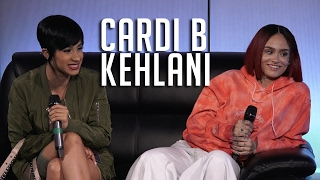Download Kehlani & Cardi B on Body Shaming & Online Bullies Video