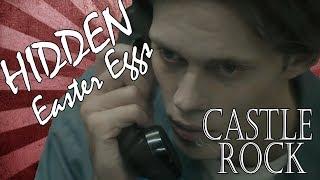 Download Hidden Easter Eggs in the Castle Rock Trailer (Stephen King References!) Video