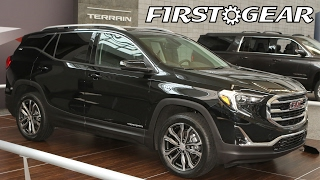 Download First Gear - 2018 GMC Terrain - Review at Pittsburgh Auto Show Video