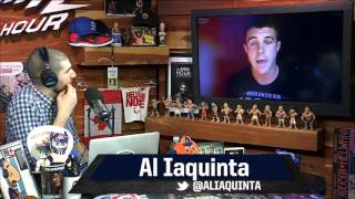 Download Al Iaquinta Still Unhappy with Contract, but Itching to Return Against Diego Sanchez Video
