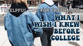 Download Everything You Need to Know Before Freshman Year of College Video