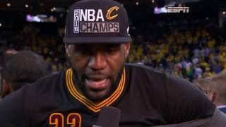 Download Final 3:39 of Game 7 of the 2016 NBA Finals | Cavaliers vs Warriors Video