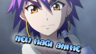 Download New Magi Anime Announced For 2016!!! Season 3?!?! Video