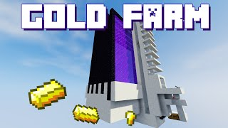 Download Minecraft: Gold Farm [Tutorial] Video