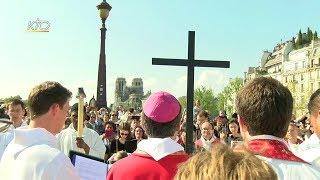 Download Notre-Dame au cœur du Chemin de Croix Video