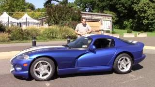 Download I Finally Got to Drive My New Dodge Viper Video