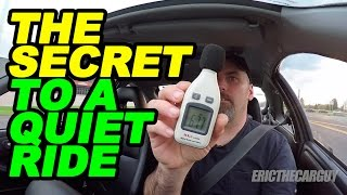 Download The Secret to a Quiet Ride Video