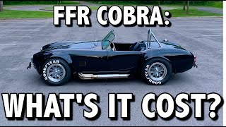 Download Factory Five Cobra: What's it cost? Video