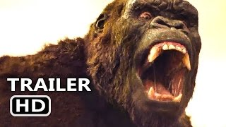 Download KING KONG Skull Island Official Trailer (2017) Tom Hiddleston Sci-Fi Action Movie HD Video