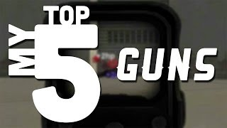 Download Red Crucible 2 - My Top 5 Guns Video