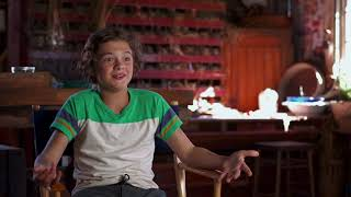 Download A QUIET PLACE Behind The Scenes Interview - Noah Jupe Video