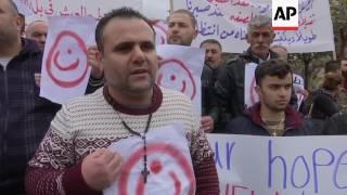 Download Iraqi Christians demand quicker immigration process Video