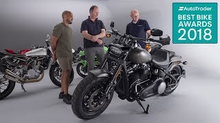 Download Auto Trader's Best Bike Awards 2018 Video