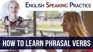 Download #006 How to learn English Phrasal Verbs with a Story Video