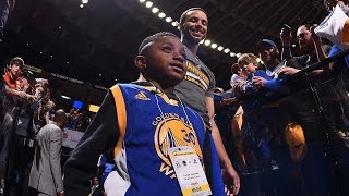 Download When a 6-Year-Old Meets Stephen Curry Video