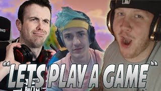 Download DrLupo Donates 30,000 Bits To Ninja And TimTheTatMan To Turn Against Each Other! Video
