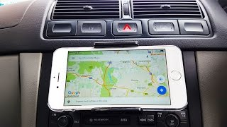 Download How to USe CD Slot as Phone Holder for Car! Video