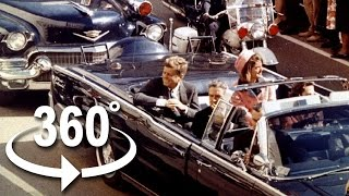 Download The JFK Assassination in 4K 360° VR Video