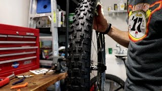 Download Giant Trance 27.5 Gets 2.6 Size Tires Video